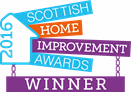 Scottish Home Improvement Awards Winner